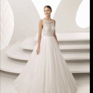 Rosa Clara wedding dress size 4